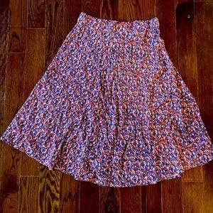 GAP A Line Skirt